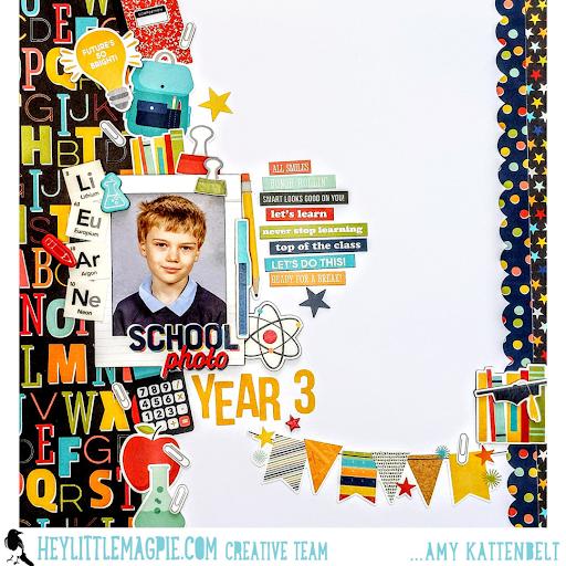 School Life Part 2 – Simple Stories | Amy Kattenbelt