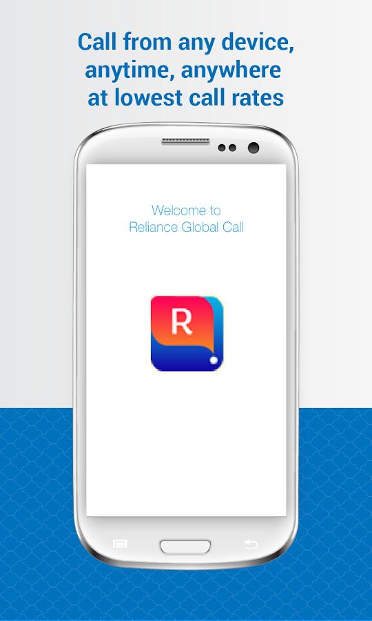 Reliance Global Call Unveils RGC India International ...