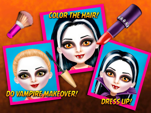 Sweet Baby Girl Halloween Fun screenshots 15