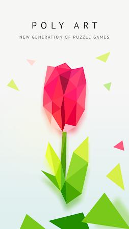 Poly Artbook - puzzle game 1.0.1 screenshot 2093103