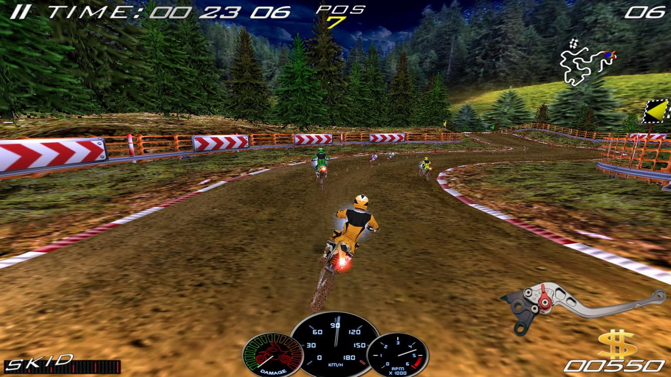 Ultimate MotoCross 3 Free- screenshot