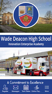 Wade Deacon High School- screenshot thumbnail