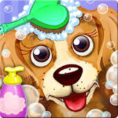 Pet Wash & Play - kids games