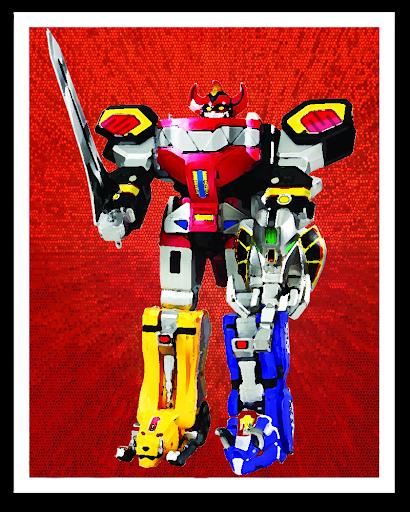 Hero Ranger Toys Collection