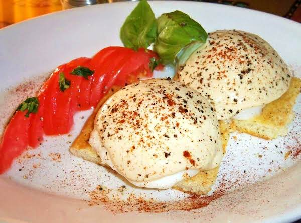 Eggs Dijon Rafting