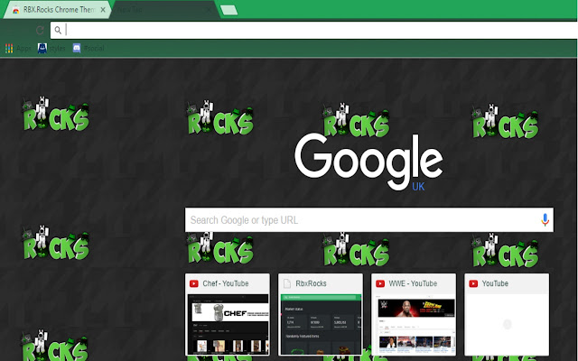 Rbx Rocks Chrome Theme This is the official fan group of rbxrocks, a project that seeks to centralize all current features on roblox and push extensive modifications to. rbx rocks chrome theme