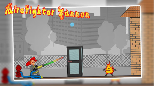 Firefighter Cannon
