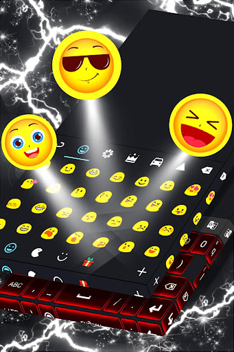 Keyboard Red app (apk) free download for Android/PC/Windows screenshot