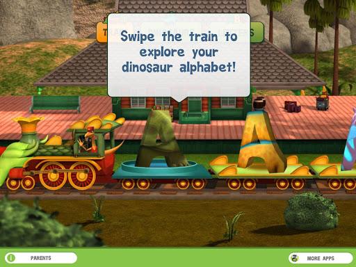 Dinosaur Train A to Z