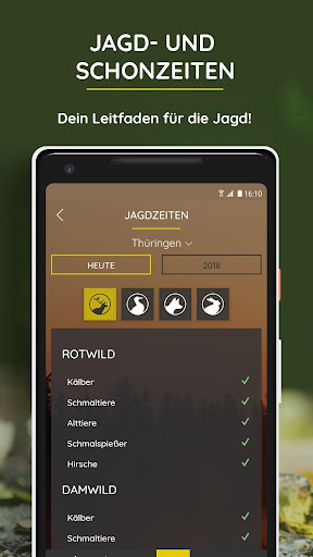 Jagdwetter 2.91 screenshots 4