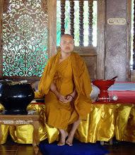 Photo: Portrait of a Monk #SacredSunday  Photography by Justin Hill ©