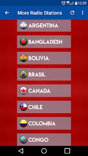 Radios de Ecuador FM AM Online 6