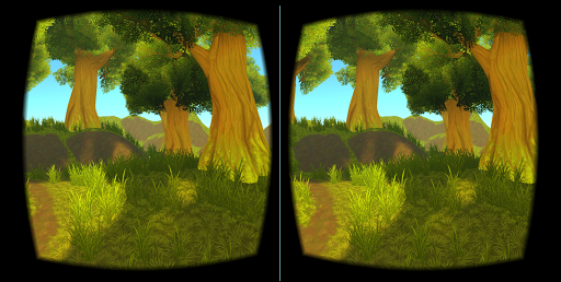 VR Happy Forest - View-Master