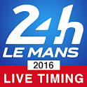 24H Le Mans  Live Timing icon