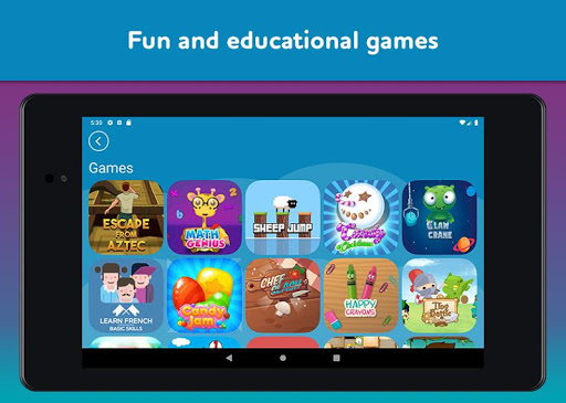Amazon FreeTime Unlimited: Kids Shows, Games, More 2.0.0.203376 screenshots 18