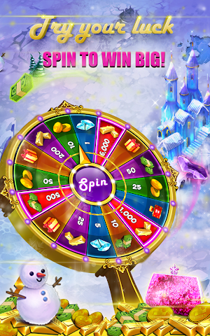 android Princess Coin Palace Screenshot 7