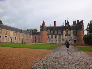 Photo: Le château de Madame de Maintenon