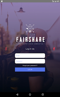 Fairshare- screenshot thumbnail