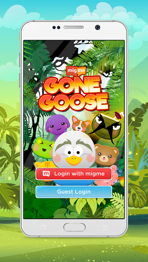 Gone Goose- screenshot
