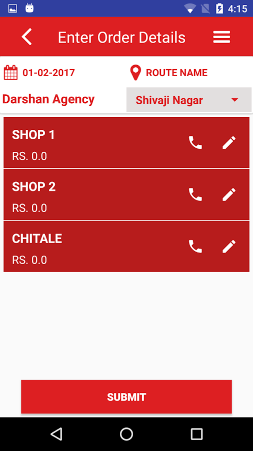 Chitale Products Distributor- screenshot