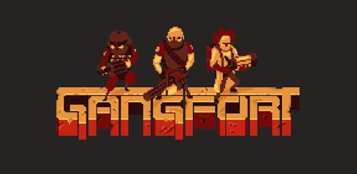 Gangfort - online 2D shooter