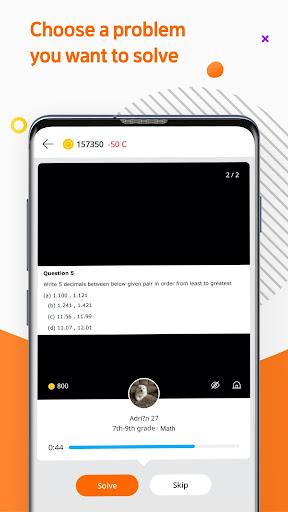 Qanda Teacher : Solve and earn cash 2.0.06 screenshots 3