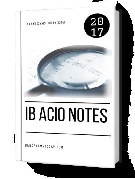 IB-ACIO-NOTES