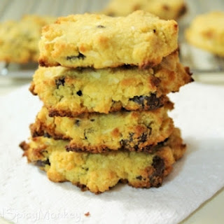 Paleo Coconut Chocolate Chip Cookies.