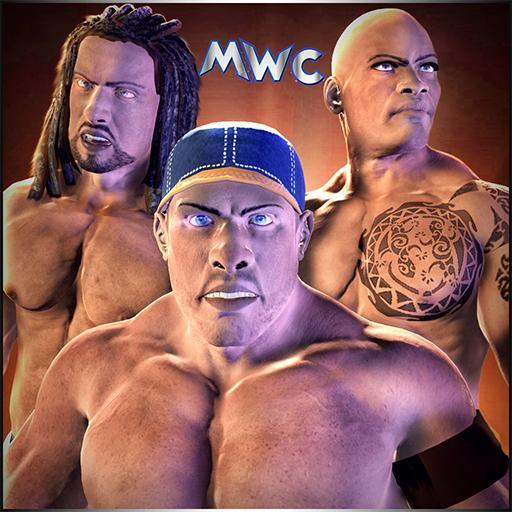 Warriors Wrestling Superstar vs Grand Gangster LA (game)