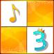 ピアノゴールドタイル3 - 音楽ゲーム2019