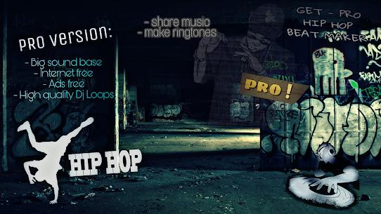 Hip Hop Beat Maker – PRO 4