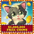 Kitty slots-mystical spin icon