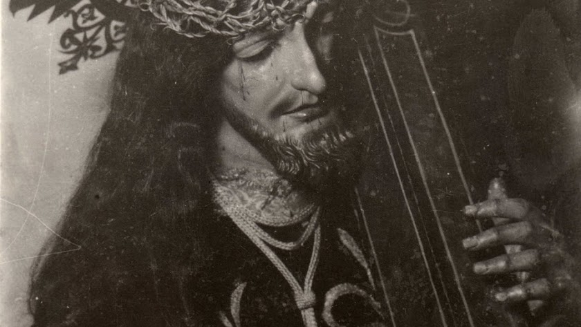 Primitiva imagen  de Jesús Nazareno, de José de Mora y que, según presupuesto del año 1689, costó 1275 reales en plata.
