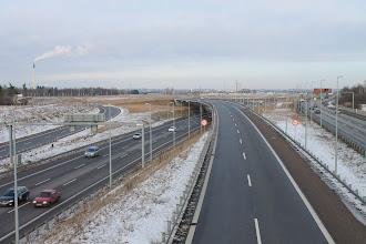 Photo: Motorring 3 møder Jyllingevej