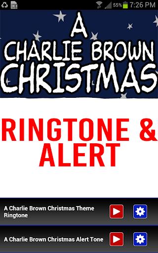 A Charlie Brown Christmas Tone