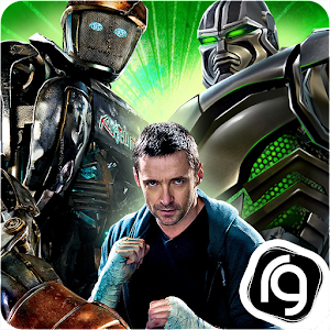 Real Steel HD Icon do Jogo