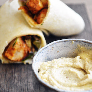 Shish Taouk Wraps