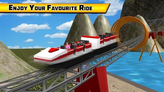 Roller Coaster Amazing Thrills - náhled