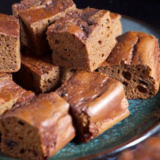 Flourless Protein Brownies.