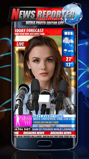 News Reporter u2013 Media Photo Editor App 1.0e 3