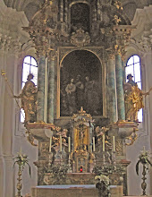 Photo: Interior of St. Peter and St. Paul Church, Reutte, Austria