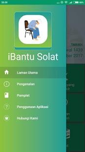 iBantuSolat - náhled