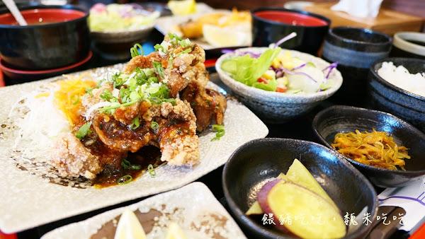 |彰化| 翔定食 | 份量滿滿日式定食