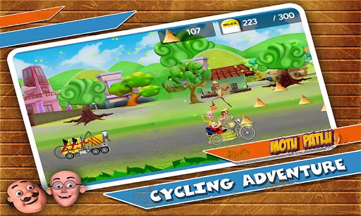 Motu Patlu Cycling Adventure 1.1.2 5