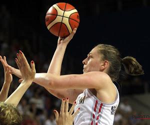 Emma Meesseman niet zonder moeite naar finale van EuroLeague