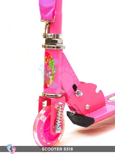 scooter cho bé siêu nhẹ s318