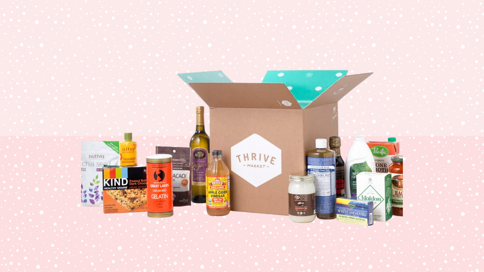Best subscriptions for gifts from Thrive Market