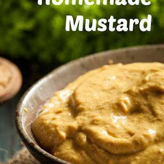 Basic Yellow Mustard.