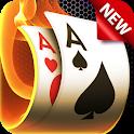 Poker Heat - Free Texas Holdem Poker Games icon