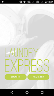 on demand Laundry- screenshot thumbnail